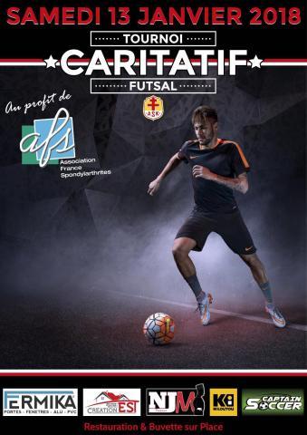 Tournoi Futsal Kerback Samedi 13 Janvier 2018