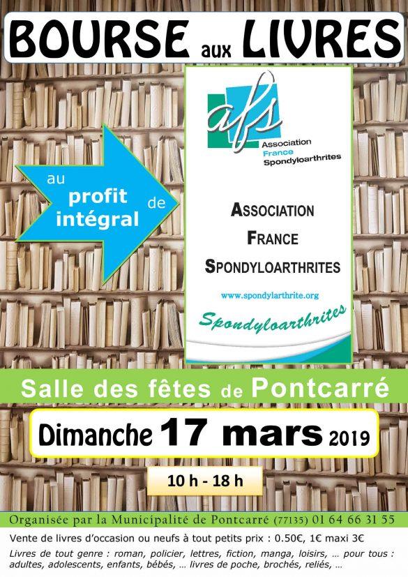 Bourse Aux Livres Afs Association France Spondyloarthrites