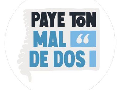 PAYE TON MAL DE DOS : «Livre Blanc»