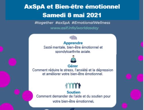 Journée mondiale de la SpA 2021