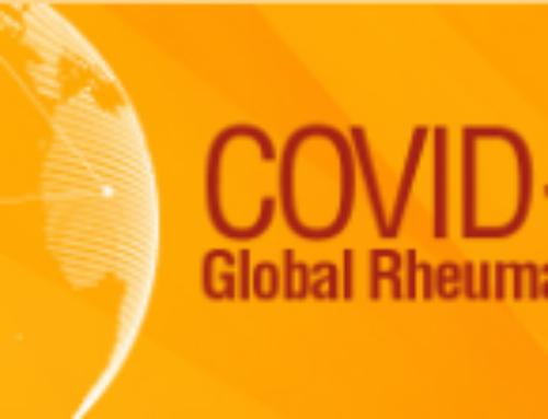 Enquête : Perspectives et expériences des adultes atteints de maladies rhumatismales concernant le vaccin COVID-19.