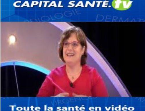 Emission Capital Santé : Interview sur La Spondyloarthrite