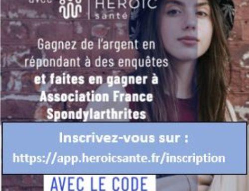 Un nouveau partenariat avec HEROIC SANTE