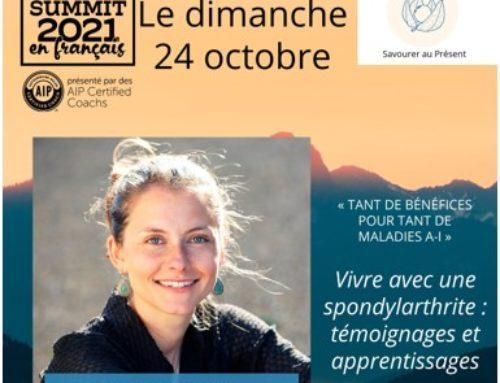 L'AIP Summit en français 2021, 22-24 octobre 2021